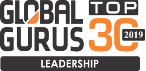 global gurus leadership top 30 logo