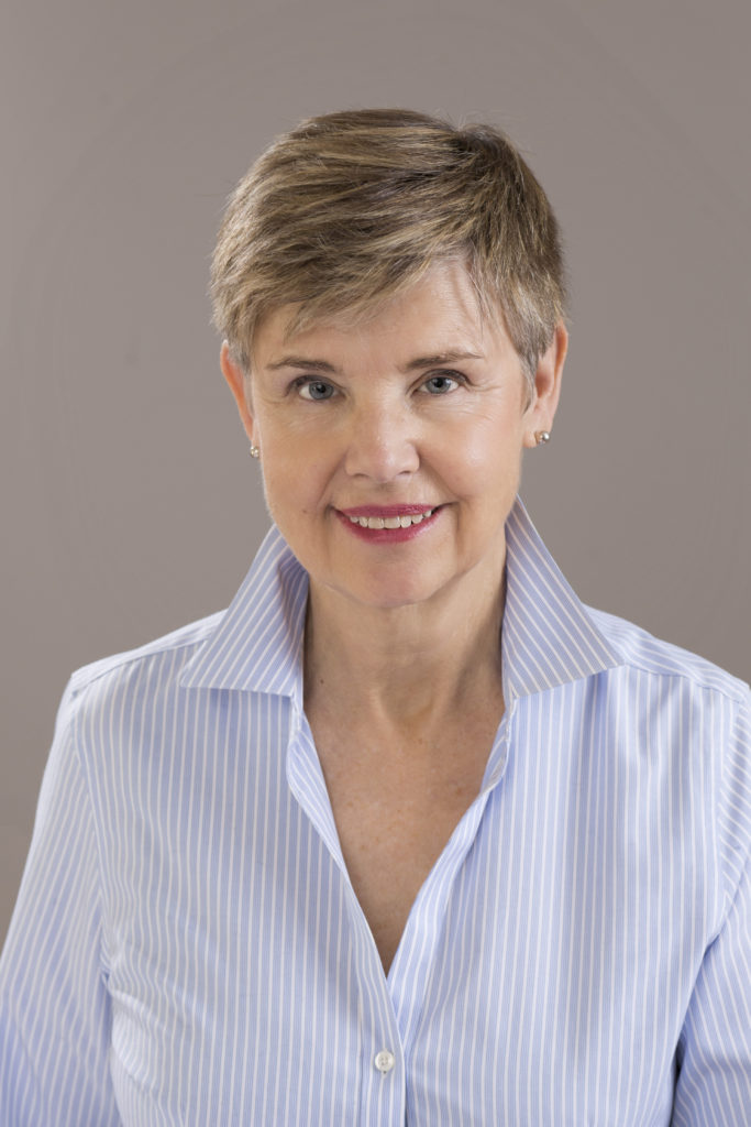 Sally Hegelsen portrait photo