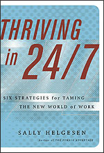 leadership strategies: Thriving in 24/7