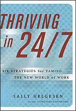leadership strategies: Thriving in 24/7